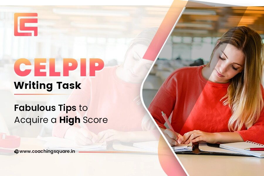 CELPIP Writing Task Coaching
